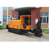 180rpm Rotary Speed HDD Drilling Machine 20 Ton For Laying Pipelines Manufactures