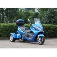 Yamaha Cloned 3 Wheel Scooter 300cc , Fully Automatic 3 Wheel Motorbike With Reverse Manufactures