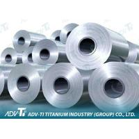 Hot Rolled Titanium Strip Coil Grade 5 ASTM B265 For Medical Manufactures