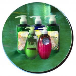 Men Bubble Herbal Body Lotion , 350ml Whitening #ST-298-312