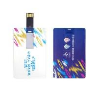 OEM Pen Drive Credit Card USB Flash Drive With Customer Logo for Gift