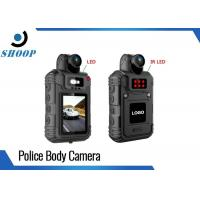 Waterproof Police Officers Wearing Body Cameras Ambarella A7L30 Chip Manufactures