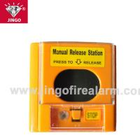 Fire gas extinguisher FM200 extinguishing systems Manual Release Station Manufactures