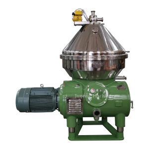 China large capacity Disc Oil Separator Virgin Coconut Oil Centrifuge Separator on sale