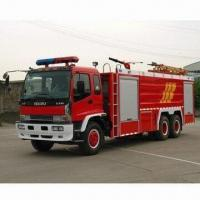 China 12T/6 x 4 Heavy-duty Water Tanker for Isuzu Cargo Truck Chassis on sale