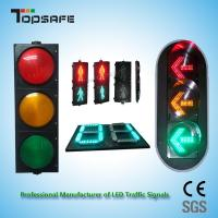 High Luminance LED Traffic Lamp with IP65 Manufactures