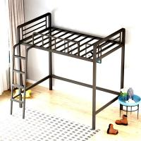 China China metal bed frame base steel loft bed adult loft bed with stairs on sale