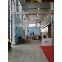 Span 18m aluminum stage truss  300mm x 300mm strong laoding capacity  for trade show Manufactures