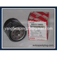 China Oil Filter 90915-10003 For Toyota Filter Oil Used Auto Engines on sale