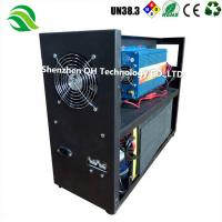 China 12V 240AH LiFePO4 Batteries Controller Inverter All In One Customized For Home Solar System on sale