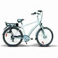 Electric Bike with 36V/10Ah Lithium Battery, 150W Motor and 28ft Wheel Manufactures