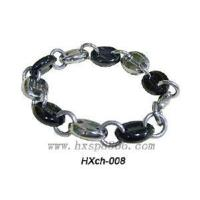 Stainless Steel Fashion Men Bangle (HXCH008) Manufactures