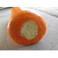 China Best price for glass wool blanket insulation/glass wool roll with shrink package on sale