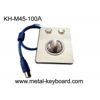 Quality Metal Panel Industrial Computer Mouse Top Panel W/Bolt Mounting Solution for sale