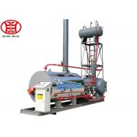 China Skid Mounted Type Oil Heating Boiler High Efficiency Oil Boiler Full Automatic on sale