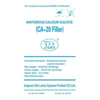 CA-20 filler (anhydrous calcium sulfate) Manufactures