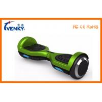China Portable Two Wheels Self Balance Electric Scooter With LED Light Bluetooth on sale