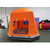 Camping Inflatable Floating Water Tent / Blow UP Shoal Raft Tent Manufactures