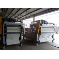Quality ZYL Series belt type filter press for sale