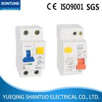 High Short 3KA RCBO Circuit Breaker , 2 Pole RCBO 30ma With Overcurrent Protection Manufactures