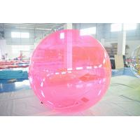 Quality PVC Inflatable Water Ball ,  Kids Or Adults Water Bubble Ball For Pool for sale