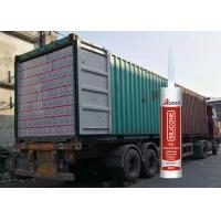 China Super Fixing Acetic Cure Silicone Sealant For General Industrial Sealing for sale