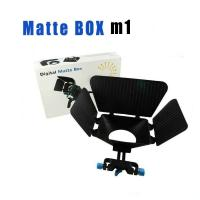 Matte Box 15 mm Rail Rod Support M1 for DSLR Camera 5DIII 60D 600D T3i D800 D90 Manufactures