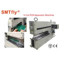 Pneumatically Driven V Cut PCB Depaneling Machine SMT Router Long Life Span SMTfly-480 Manufactures