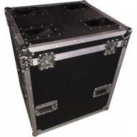 9mm Plywood With 1mm Fireproof Wood Color Rack Flight Case Standard Case Manufactures