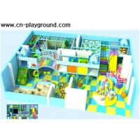 Children indoor soft play house/indoor playground equipment for game center Manufactures