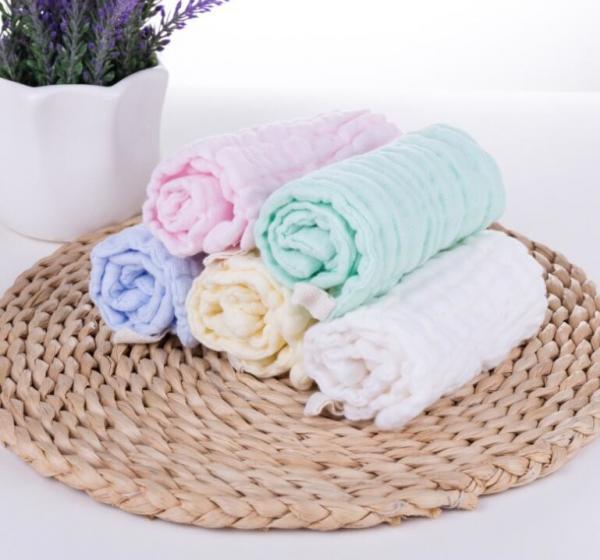 Quality Crinkle Muslin Gauze Fabric Crinkle Cotton Muslin Fabric for sale
