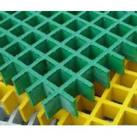 China pultruded FRP grating supplier on sale