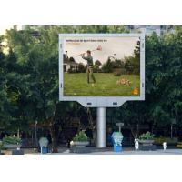China P6 Full Color Outdoor Advertising LED Signs for Street LED Advertising Display with High Refresh Rate on sale