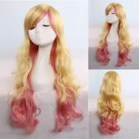 Double Drawn Soft Ombre Curly Human Hair Weave For Girls Double Machine Weft