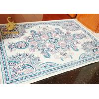 China Beautiful Design Non Slip Area Rugs Persian Style For Bedroom / Dining Room wholesale