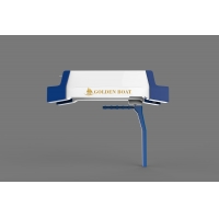 China PLC Control Touchless Car Wash Equipment 24.5kw on sale