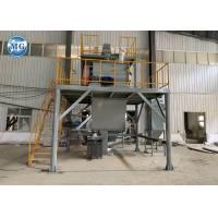 Customized Color Dry Mix Mortar Production Line / Durable Dry Mortar Mixer Machine
