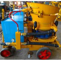 China new airless paint spraying machine for sale, Model HPZ-5 concrete dry sprayer Manufactures