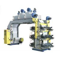 China High Speed Flexo Printing machine printing polyethylene plastic on sale