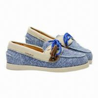 Quality Children's Moccasin Shoes with Nice Design and Good Quality for sale