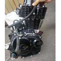 Air Cooling 250CC Two Wheel Motorcycle Engine High Durability Long Service Life Manufactures