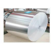 Half Hard Industrial Kitchen Aluminium Foil Roll Energy Saving Alloy 3003 Manufactures