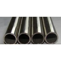 China Pickling surface Inconel 800 Pipe UNS N08800 ASTM B514/515 Welded Pipe Tube Nickel Base Alloy on sale