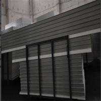 light weight insulated 0.326mm eps sandwich wall panel 5900x1150x50mm Manufactures