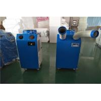3500W Industrial Portable AC / R410a Temporary Commercial Ac Units Two Hose Manufactures