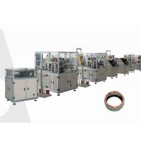 Micro Electric Motor Production Line , Auto Starter Stator Manufactures