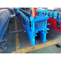 China Hydraulic Motor C Purlin Roll Forming Machine In High Quality on sale
