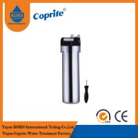 One Stage Undersink 10 Stainless Steel Water Purifier For Household Pre - Filtration Manufactures