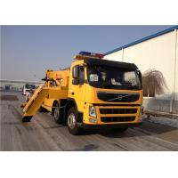 Buy cheap KFM5540TQZ Heavy Duty Safety Wrecker Equipment , Wind Force ≤8degree from wholesalers