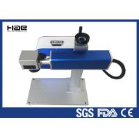 Higher Accuracy Metal Laser Engraving Machine With 3D Curved Surface Dynamic Focusing Manufactures